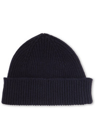 Gorro azul marino de Paul Smith