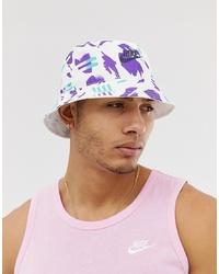 Gorro de pescador blanco de Nike