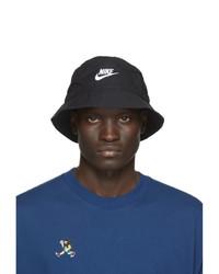 Gorro de pescador negro de Nike