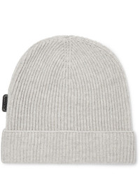 Gorro gris de Tom Ford