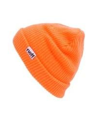 Gorro naranja