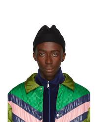 Gorro negro de Gucci