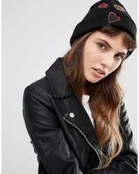Gorro negro de Miss Selfridge