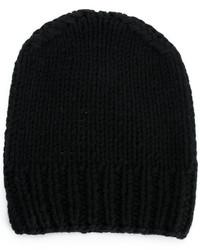 Gorro negro de MM6 MAISON MARGIELA
