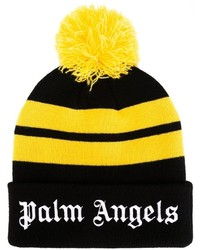 Gorro negro de Palm Angels