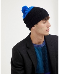 Gorro negro de Paul Smith