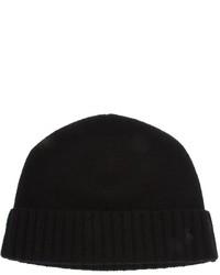 Gorro negro de Ralph Lauren