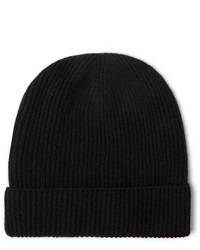 Gorro negro de Tom Ford