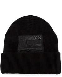 Gorro negro de Y-3