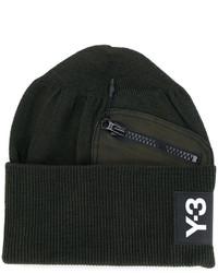 Gorro verde oscuro de Y-3