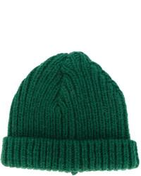 Gorro verde de Marni