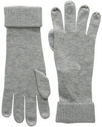 Guantes grises de Tommy Hilfiger