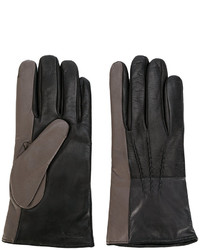 Guantes negros de Paul Smith