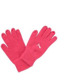 Guantes rosa de Puma