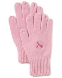Guantes rosados de Puma