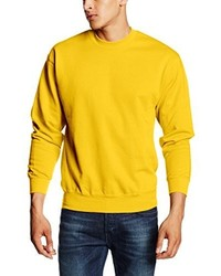 Jersey amarillo de Fruit of the Loom