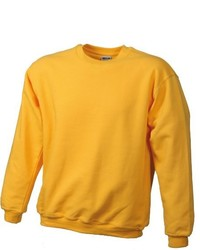 Jersey amarillo de James & Nicholson