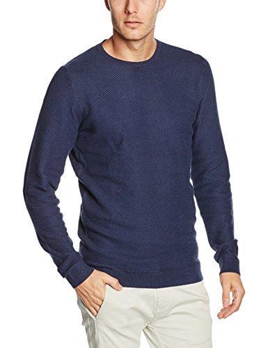 Jersey azul marino de ESPRIT Collection
