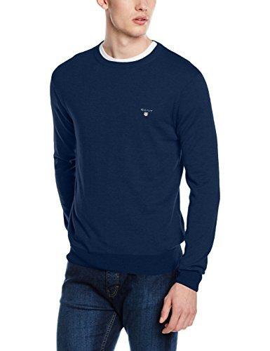 Jersey azul marino de Gant