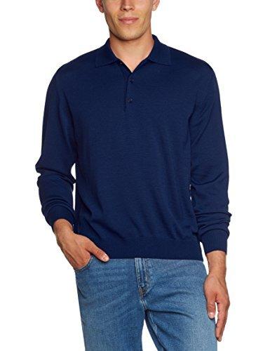 Jersey azul marino de Maerz