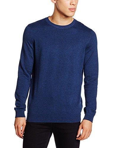 Jersey azul marino de New Look