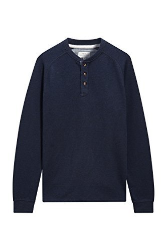 Jersey azul marino de next