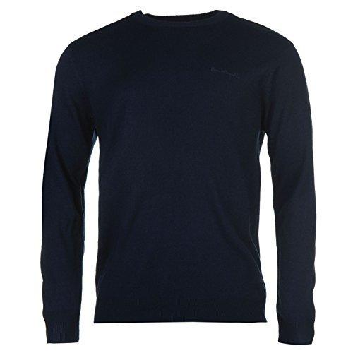 Jersey azul marino de Pierre Cardin