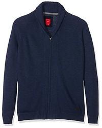 Jersey azul marino de s.Oliver