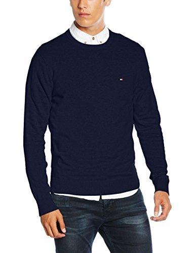Jersey azul marino de Tommy Hilfiger