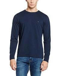 Jersey azul marino de Tommy Hiliger