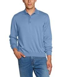 Jersey azul de Maerz
