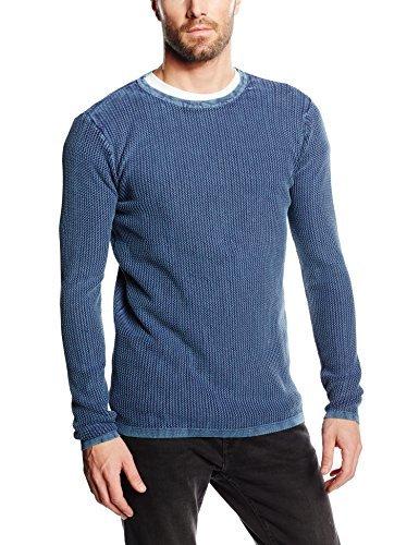Jersey azul de Solid