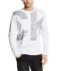 Jersey blanco de Calvin Klein Jeans