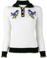 Jersey Blanco de Gucci