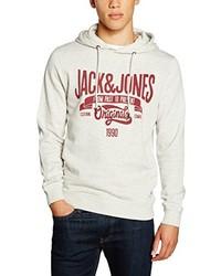 Jersey blanco de Jack & Jones