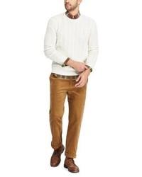 Jersey blanco de Ralph Lauren
