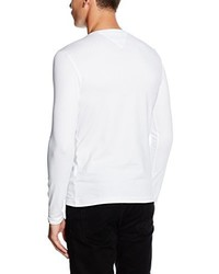 Jersey blanco de Tommy Hiliger