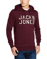 Jersey burdeos de Jack & Jones