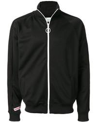 Jersey con cremallera estampado negro de Off-White
