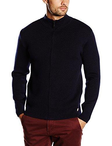 Jersey con cremallera negro de Armor Lux