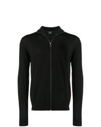 Jersey con cremallera negro de Ps By Paul Smith