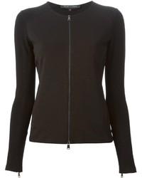 Jersey con cremallera negro de Ralph Lauren