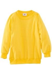 Jersey con cuello circular amarillo de Charles Kirk Coolflow