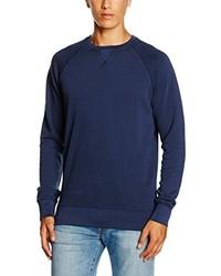 Jersey con cuello circular azul marino de Dockers