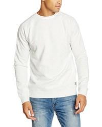 Jersey con cuello circular blanco de Volcom