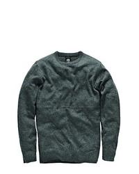 Jersey con cuello circular en gris oscuro de Dickies