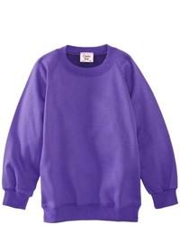 Jersey con cuello circular en violeta de Charles Kirk Coolflow
