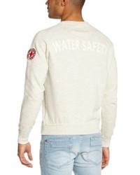 Jersey con cuello circular gris de Pepe Jeans