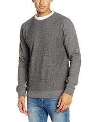 Jersey con cuello circular gris de Volcom