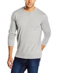 Jersey con cuello circular gris de Wrangler